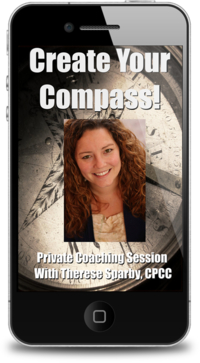 Create Your Compass Coaching Session With Therese Sparby